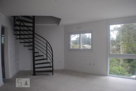Apartamento No 3º Andar Com 1 Dormitório E 1 Garagem - Id: 892958116 - 258116