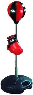 Juego De Boxeo Nsg Unisex, Negro / Rojo
