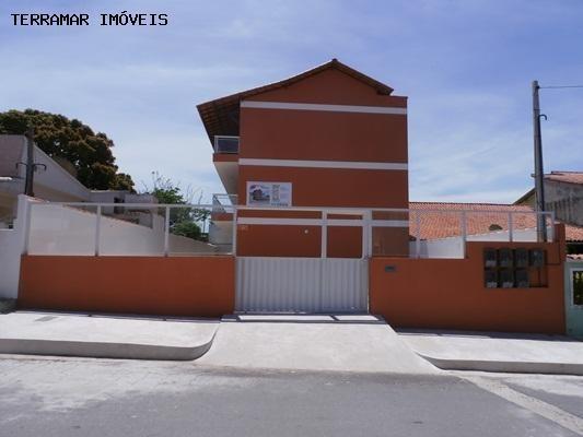 Apartamento Para Venda Em São Pedro Da Aldeia, Campo Redondo, 2 Dormitórios, 1 Suíte, 2 Banheiros, 1 Vaga - Ap 103