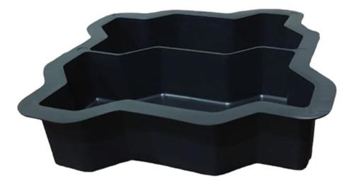 Moldura P/fabricação De Artefatos De Cimento 24x10x06 3peças