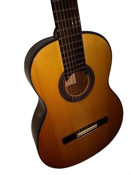 Raridade Violão 7 Cordas Luthier Manoel Andrade Jacarandá