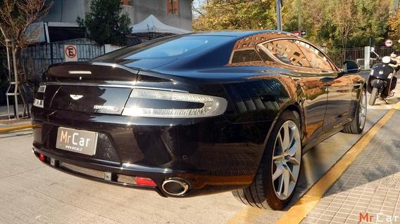 Aston Martin Rapide S V12 2015