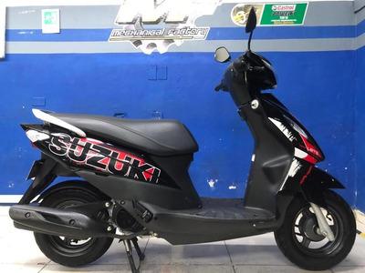 Suzuki Lets 110 2019 Traspaso Incluido!!