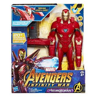 Marvel Avengers Infinity War Mission Tech Iron Man E0560