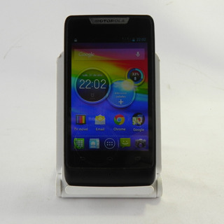 Celular Motorola Razr D1 C/ Tv Digital Xt1918 Preto - Usado