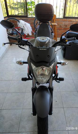 Gixxer - Suzuki