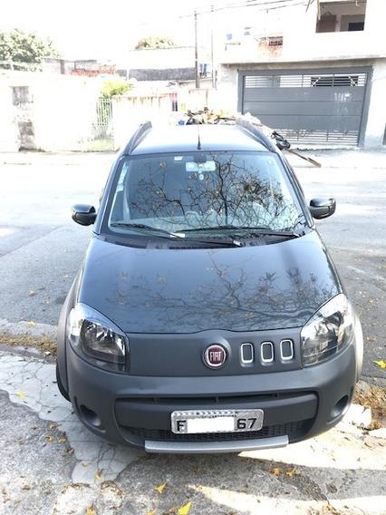Fiat Uno Evo Way 2014 1.0 Completo