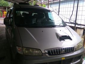 Hyundai Starex Modelo 2002 Turb