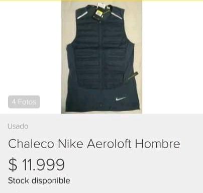 gastos generales capacidad Shinkan  Chaleco Nike Aeroflot - Chalecos para Hombre en Mercado Libre Argentina