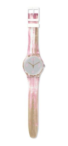 Reloj Swatch Suow151 Pinkquarelle