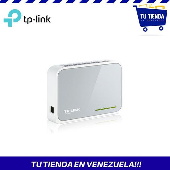 Tp Link Switch De 5 Puertos 10/100 Tl-sf1005d 12 Dls