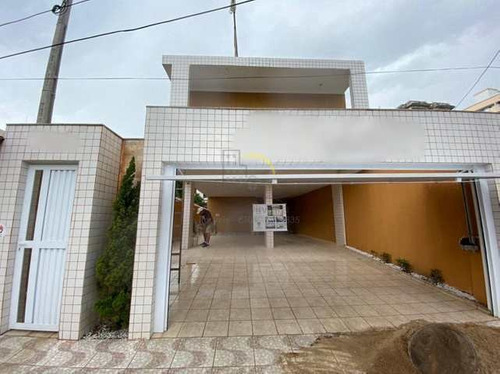 Imagem 1 de 22 de Sobrado De Condomínio Com 2 Dorms, Canto Do Forte, Praia Grande - R$ 250 Mil, Cod: 2801 - V2801