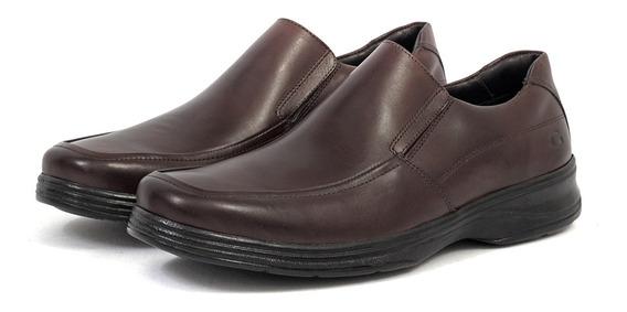 Zapatos Hombre 34233 Cuero