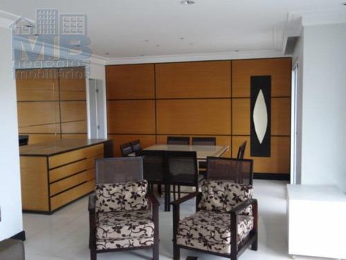 Apartamento Para Alugar, 170 M² Por R$ 5.900,00 - Santo Amaro - São Paulo/sp - Ap0528