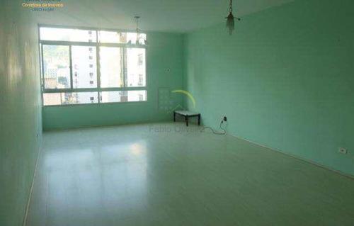 Imagem 1 de 20 de Apartamento Com 2 Dorms, Itararé, São Vicente - R$ 425 Mil, Cod: 1957 - V1957