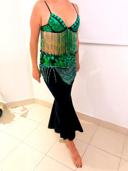 Danzas Árabes, Faja Y Corpiño