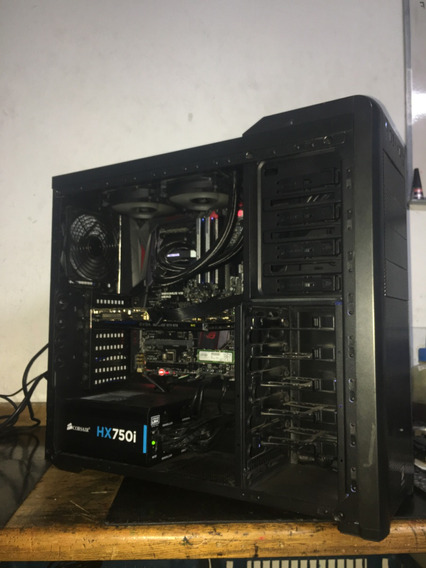 Pc Gamer Intel Core I7 6700k 16gb Ddr4 Gtx Ssd 256gb Hd 2tb