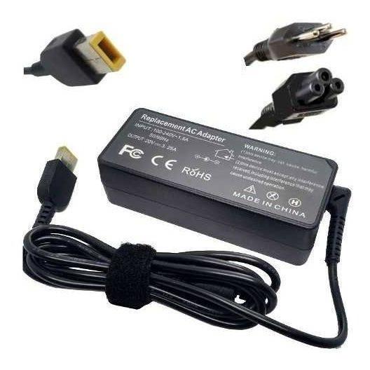 Fonte Carregador Notebook Lenovo Plug Usb Alta Qualidade