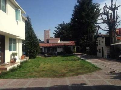 (crm-3423-1125) Casa Con Terreno En San Jeronimo Chicahualco