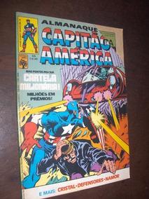 Almanaque Do Capitão America N 55 De 1983