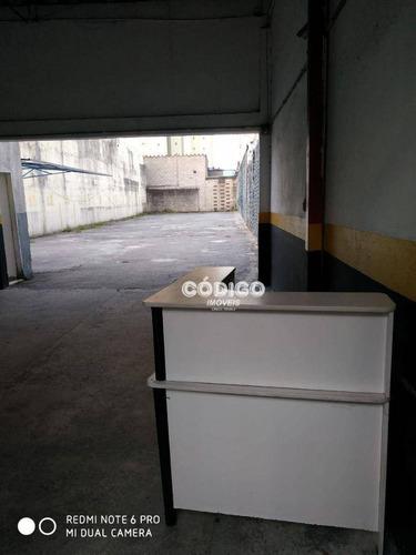 Imagem 1 de 5 de Terreno, 500 M² - Venda Por R$ 2.000.000,00 Ou Aluguel Por R$ 7.000,00/mês - Centro - Guarulhos/sp - Te0154
