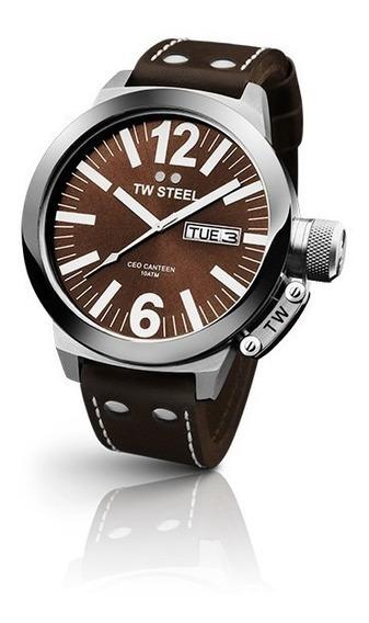 Reloj Tw Steel Ce1009 Acero