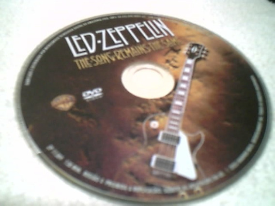 Dvd / Led Zeppelin,the Song Remains The Same / Ler Anúncio