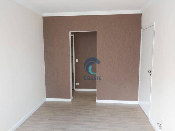 Apartamento Com 2 Dormitórios Para Alugar, 64 M²- Jardim São Dimas - São José Dos Campos/sp - Ap1347