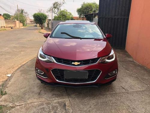 Chevrolet Cruze Sport 2017 1.4 Ltz Turbo Aut. 5p