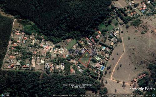 Terreno À Venda, 3806 M² - Condomínio Vale Da Santa Fé - Vinhedo/sp - Te2566