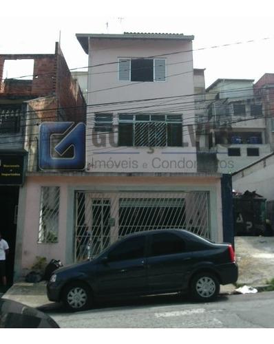 Venda Sobrado Santo Andre Jardim Las Vegas Ref: 111633 - 1033-1-111633