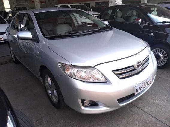 Toyota Corolla Sedan Xli 1.8 16v(aut.) 4p 2009