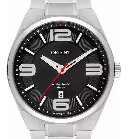 Relógio Orient Masculino Neo Sports Mbss1326 P2sx Prateado