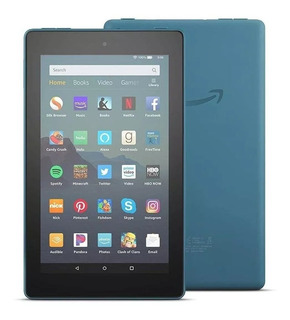 Tablet Amazon Fire 7 1g 16g Black Fire Os