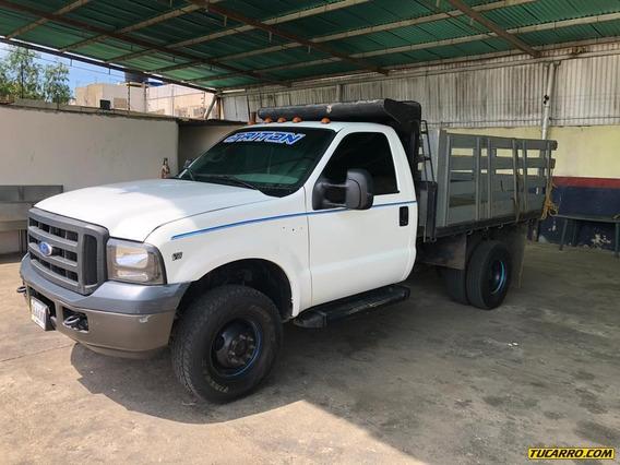Camiones Plataforma Ford F-350 Triton 4x4