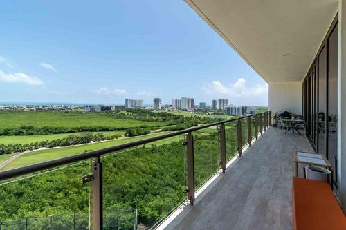 Imagen 1 de 29 de Departamento En Venta En Be Towers, Puerto Cancún
