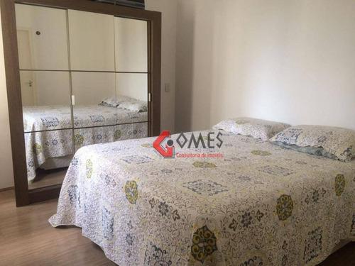 Apartamento Residencial À Venda, Planalto, São Bernardo Do Campo. - Ap2340