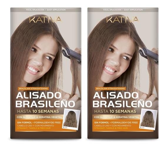 Kativa 2pack Alisado Brasileño 280grs