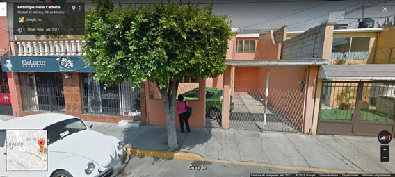Bonita Casa Adjudicada En Ctm El Risco Bien Ubicada Gustavo A. Madero