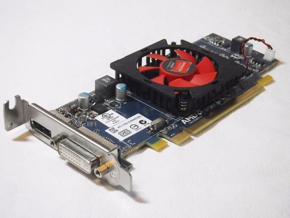 Placa De Vídeo Radeon Hd 6450 - 512 Mb + Adapt. Vga + Frete