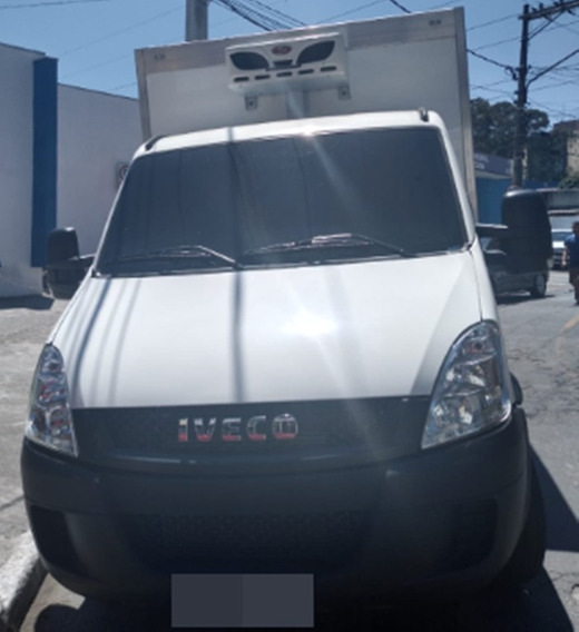 Iveco Dailly 35s14 Branca Bau 2019 2019