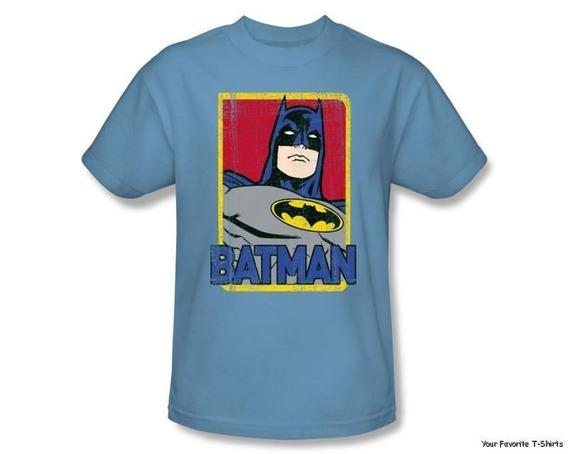 Remera Dc Comics Batman Primary - A Pedido_exkarg