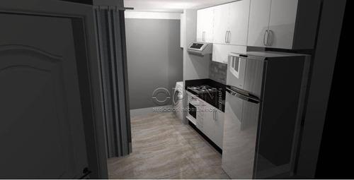 Imagem 1 de 6 de Apartamento Com 2 Dormitórios À Venda, 52 M² Por R$ 380.000,00 - Campestre - Santo André/sp - Ap10196