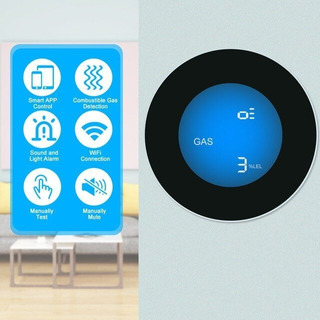 Detector De Gas Natural O Envasado Wifi App