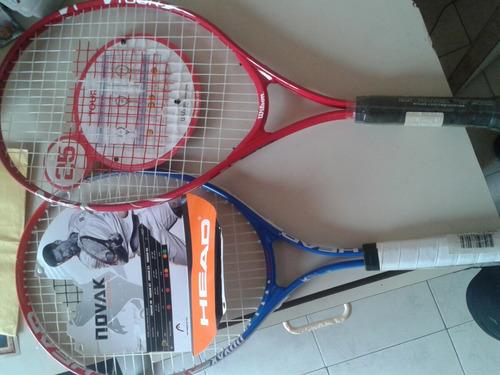 Raquetas De Tenis Todos Los Tamaños