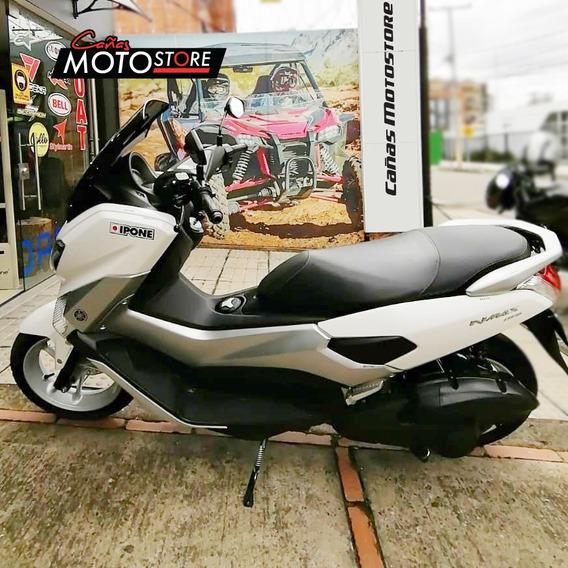Yamaha N Max 155 Blanca 2018