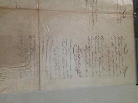 Raro Documento Imperial Assinada Por João Maria De Morais