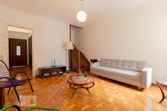 Casa Para Aluguel - Pinheiros, 3 Quartos, 200 - 893001881