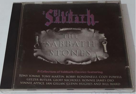 Black Sabbath - The Sabbath Stones ( Cd Brasil) Emi