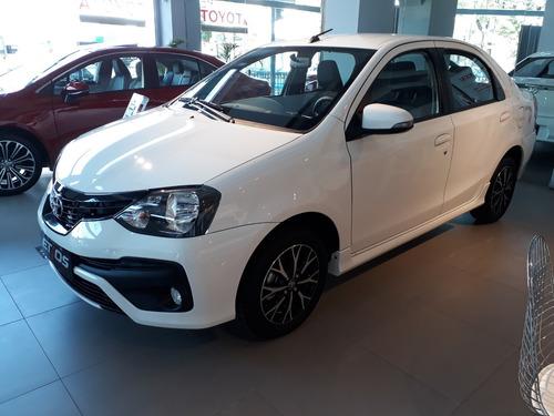 Toyota Etios Xls 6m/t 4p My21
